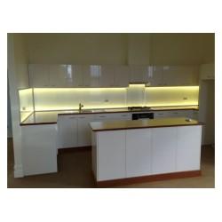 Лед осветление за Кухня-в ъгъл